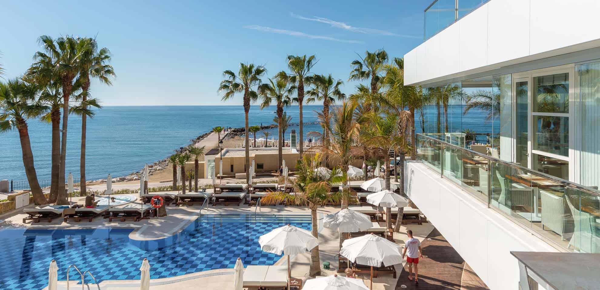 amare marbella beach hotel golf accomodation