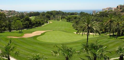 añoreta golf golf course