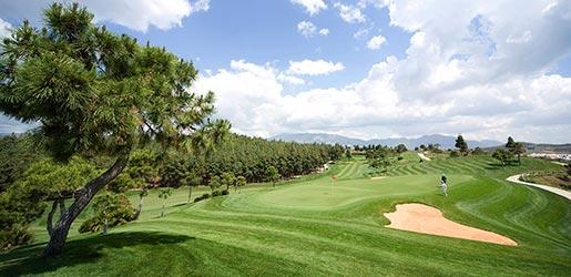 el chaparral golf club golf course