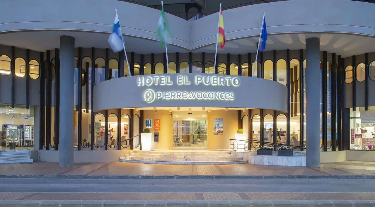 el puerto hotel fuengirola golf accomodation