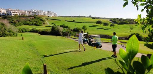 alcaidesa heathland course golf course