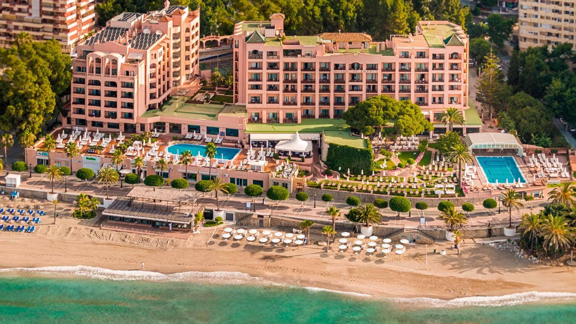 fuerte hotel marbella golf accomodation