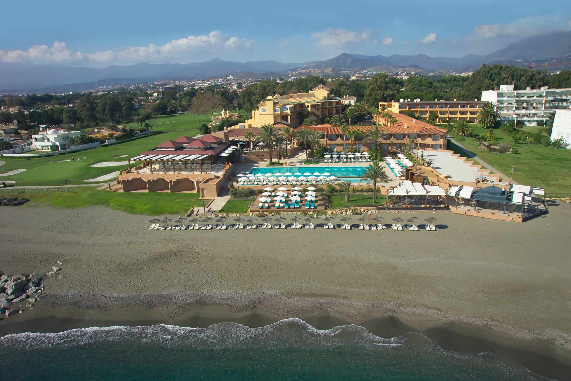 golf hotel guadalmina, marbella golf accomodation