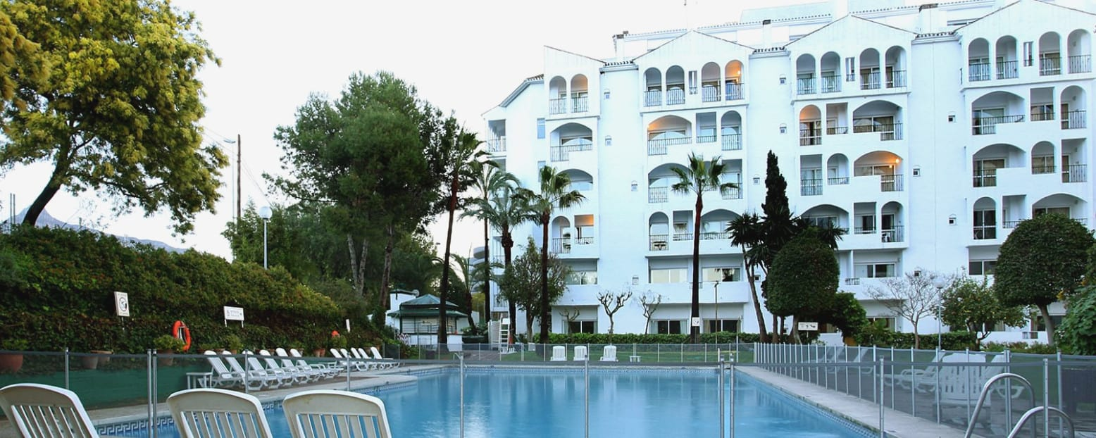 hotel pyr, puerto banús, marbella golf accomodation
