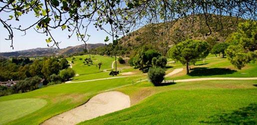 los arqueros golf and country club golf course