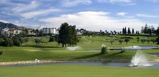 mijas golf (los olivos) golf course
