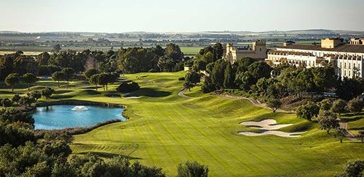 montecastillo hotel & golf club golf course