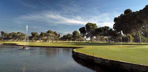 parador málaga golf golf course