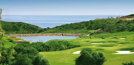 san roque new course golf course