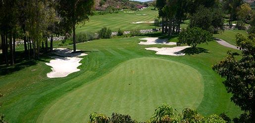 santana golf & country club golf course