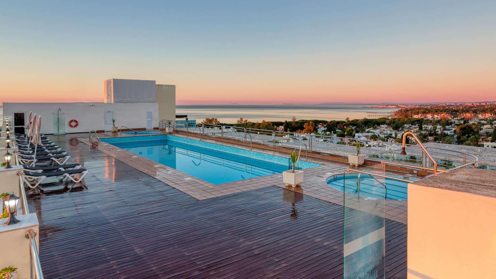 senator marbella spa hotel (4 star) golf accomodation