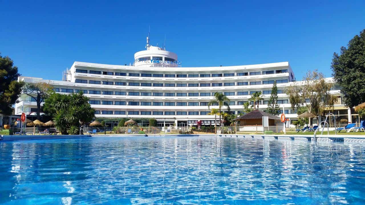 trh paraiso hotel estepona golf accomodation