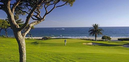 vale do lobo ocean golf course