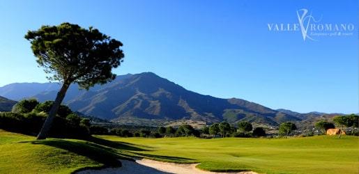 valle romano golf course golf course