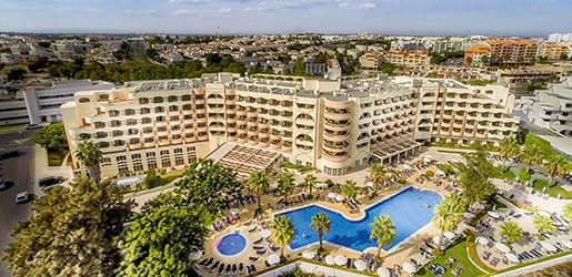 vila gale cerro alagoa hotel golf accomodation