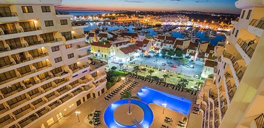 vila gale marina hotel golf accomodation